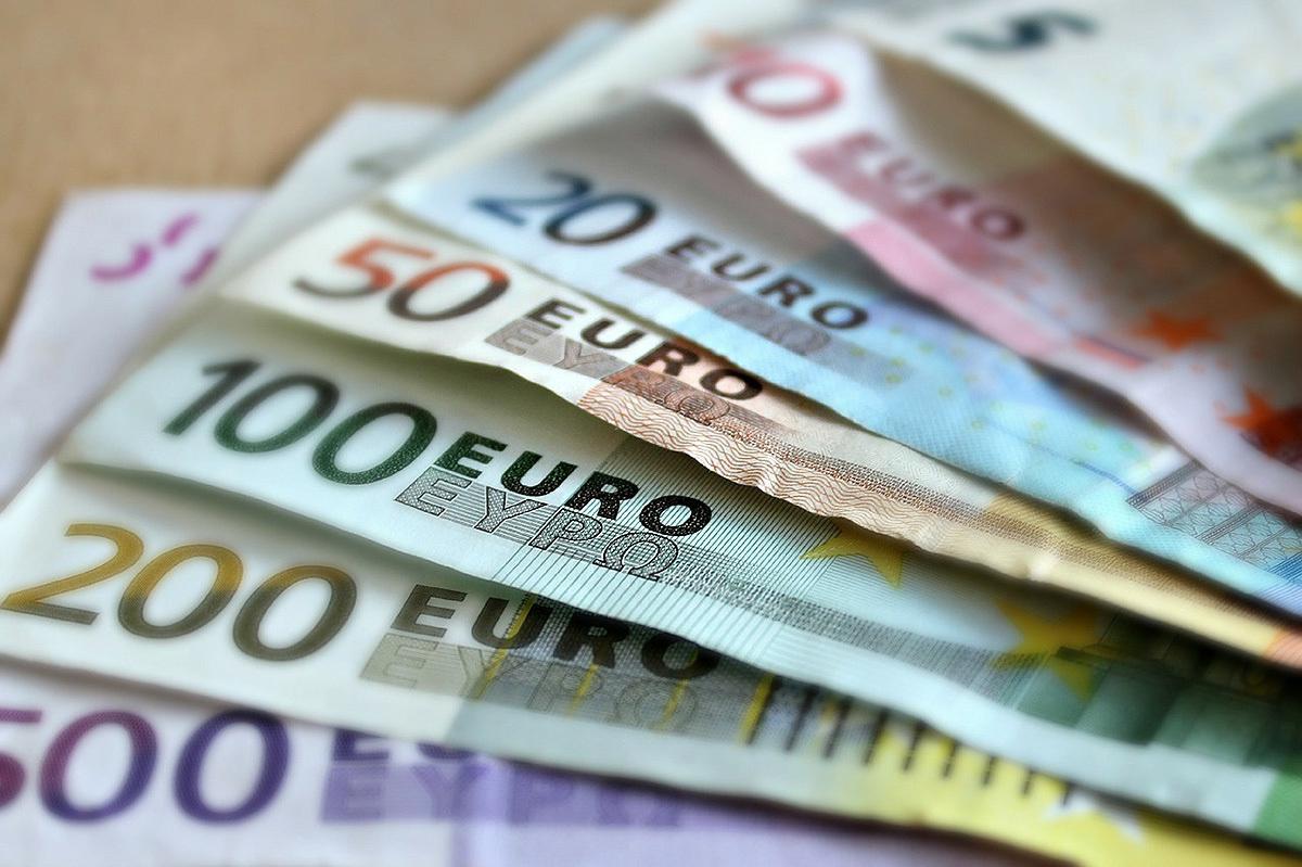 Курс евро в августе 2021 года по дням