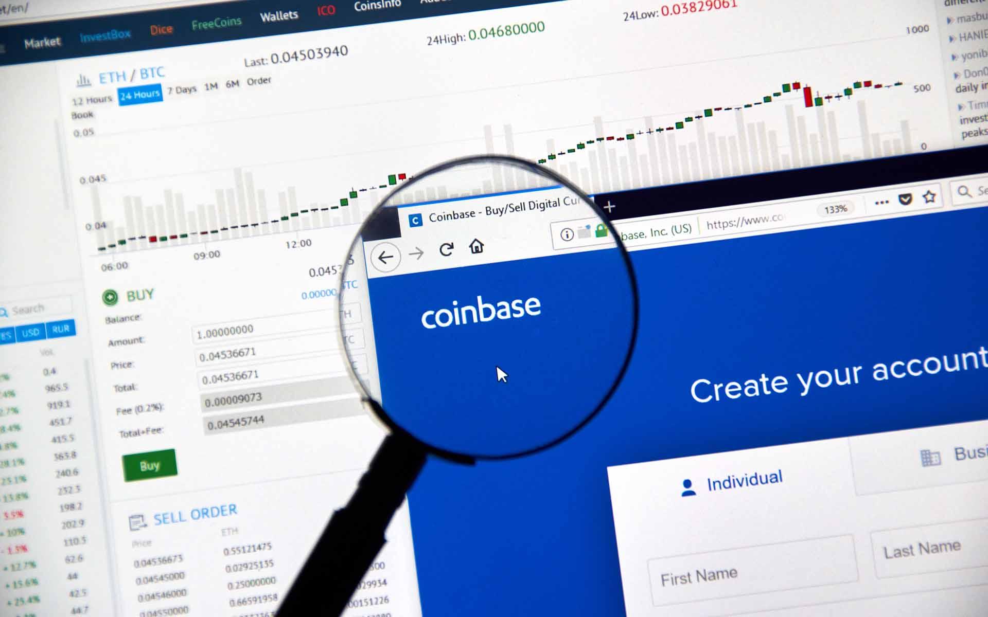 Акции Coinbase — прогноз на 2021 год и стоит ли покупать