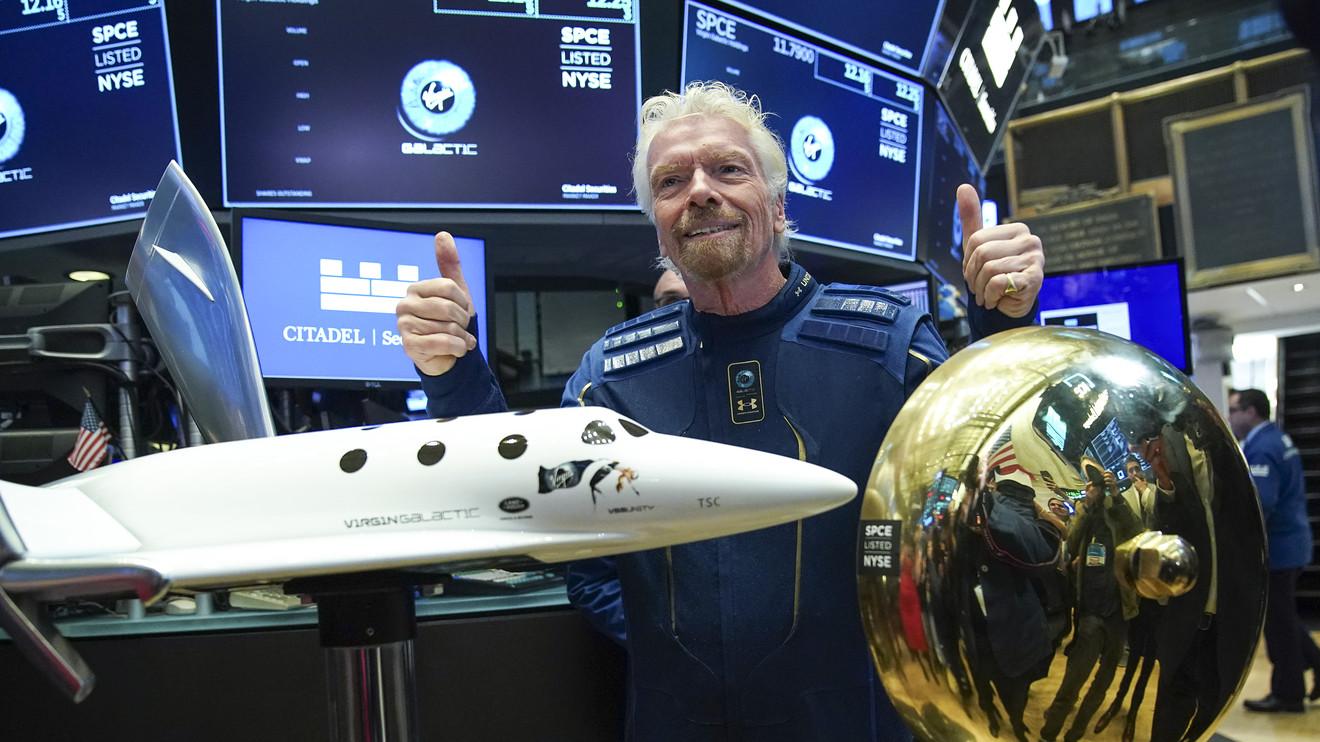 Акции Virgin Galactic и прогноз на 2021 год