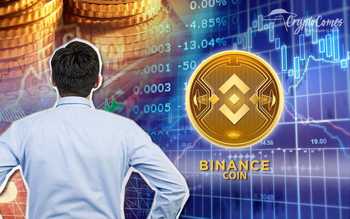 Binance Coin (BNB) - прогноз и перспективы на 2022 год